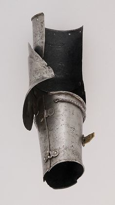 Upper Arm Defense (Rerebrace) and Elbow Defense (Couter) | Italian | The Met