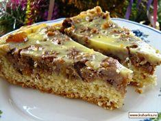 Рецепт: Вкусный пирог с сухофруктами