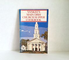 Vintage Yankee's Main Dish Church Supper by StateStreetVintage, $5.00