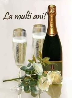 An Nou Fericit, Happy New Year 2020, Rum, Happy Birthday, Tableware, Celebrations, Easter, Happy B Day, Photos