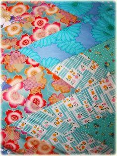Strawberryflavor patchwork