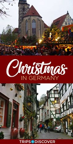 9 Best Places To Spend Christmas in Germany
