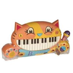 #15805466 Children's Cat Keyboard by sensationaltreasures