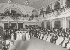 Cotillón en honor de la Infanta Isabel. Julio de 1909