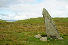 Bordastubble Stone · Unst · by Michael Mittag
