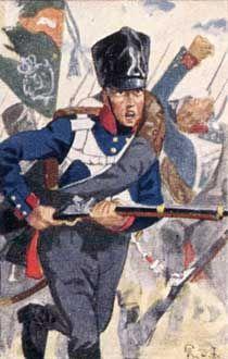 1st East Prussian Inf Regiment 1st Musketier battalion