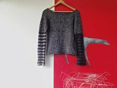 Ravelry: Project Gallery for Okapi pattern by Judy Brien