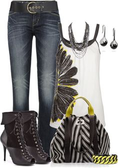 """""""Untitled #427"""" by johnna-cameron on Polyvore"""