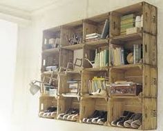 wooden crates - Google Search