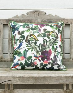 FOREST pute multi | Pillow | Pillow | Puter | Home | INDISKA Shop Online