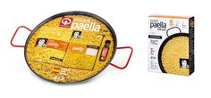 Instant #Paella set and Paella Refill pack.  All you need to make a #paella for 4. #carmencitataste