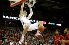 After battling injury early this season, Sam Dekker saw his draft stock soar thanks to a terrific sh... - Getty Images