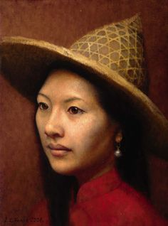 Louise C. Fenne (Danish: 1972) - Vietnamese Woman (2008)
