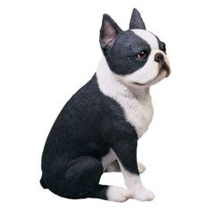 Petite Breed Dog Sculpture