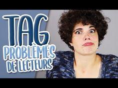 TAG ∞ problèmes de lecteur - YouTube Organization, Reading