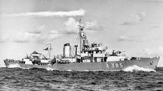 HMNZS Arabis was a modified Flower-class corvette of the Royal New Zealand Navy.