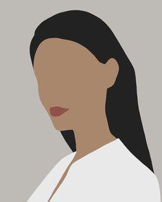 KashynskyArt в Instagram: «N.27 #women #date #datenight #girl #fashionillustration #vector #adobedraw #minimalism #procreate #colors #drawing #interiordesign…» Art Sketches, Art Drawings, Grafic Art, Graphic Illustration, Portrait Illustration, Posca Art, Small Canvas Art, Arte Pop, Minimalist Art