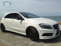 2014 Mercedes-Benz A200 CDI Double-Clutch Transmission