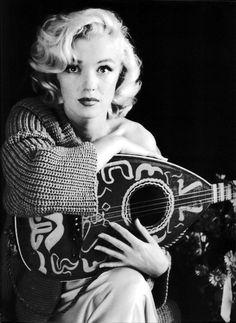Marylyn Monroe by Milton Green