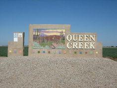 Welcome to Queen Creek Arizona