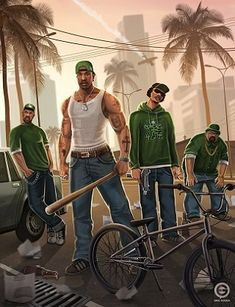My second fav after vice city..