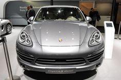 Мощный и экономичный Porsche Cayenne S Diesel