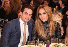Pin for Later: Diese Frauen haben sich einen jüngeren Mann geschnappt Jennifer Lopez und Casper Smart