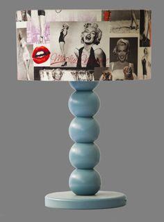 Marilyn Monroe abajur! 265 TL