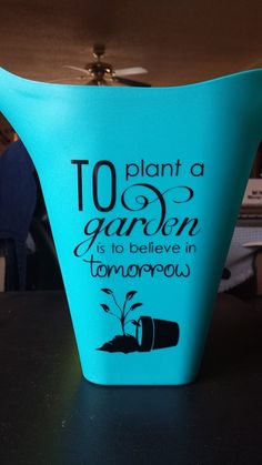 Diy Mother S Day Personalized Watering Can Silhouette