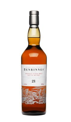 Benrinnes 21 single malt scotch whisky special release 2014