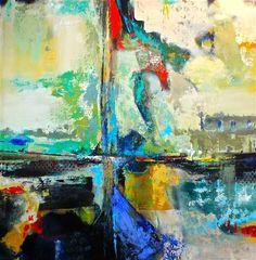 """""""Urban Reflection"""" by DL Watson http://www.ugallery.com/dl-watson#"""