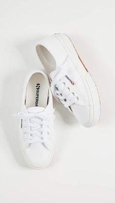 Superga Unisexe 2750 Cotu Blanc Classique Sneaker Femme PDSF 55