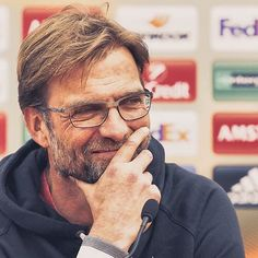 """Liverpool FC on Instagram: """"#Klopp: """"I was taking a break from football because I needed one, but when #Liverpool called I was on fire."""""""""""
