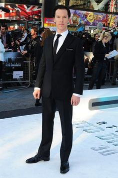 2 May 2013, Stark Trek: Into Darkness premiere, London