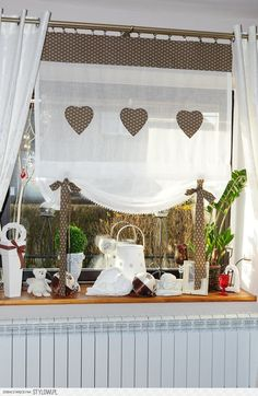 Tenda Cucina Country | Tende | Pinterest | Cucina, Shabby chic ...