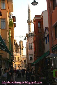 Un quartier d'Istanbul à découvrir : Ortaköy