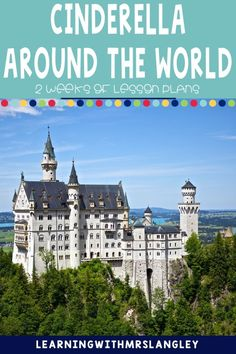 This blog post outlines a perfect Cinderella Around the World unit for first grade. Includes details on how to create an anchor chart to teach character, setting, and plot as you read these fun stories as well as writing activities to teach 1st grade opinion writing standards.