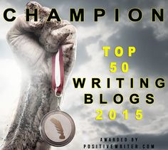 Top 50 Writing Blogs for 2015