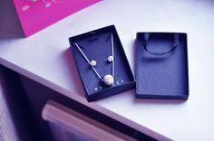 Beuatiful Buckley London Snowball Necklace & Earring Set 18th Birthday Present for GabrieleGzimailaite.wordpress.com