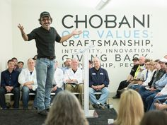 Chobani's 'turnaround guru'  once seen as next in line for CEO is leaving the yogurt maker
