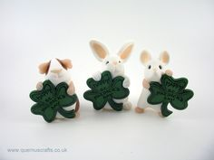 St Patrick's Day Creatures