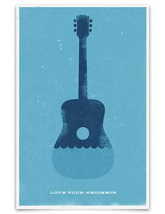 mattson creative: nashville flood relief poster