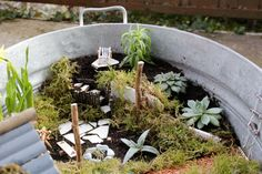 Fairy Garden - Rest by cordibee