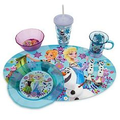 Disney Frozen Meal Time Magic Collection | Disney Store