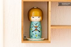 Kokeshi doll!