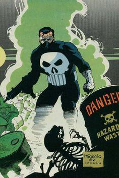 Punisher – Mike Mignola & Kevin Nowlan