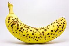 Spousta lidí miluje banány, ale není si vědoma toho, jaké banány kupovat. Zcela zralé banány tmavě žluté barvy s černými tečkami jsou nejlepší.