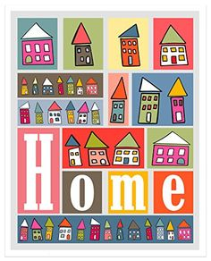 #FolkArt - Home by Kat Charles & Josephine http://www.amazon.com/dp/B016OC0930/ref=cm_sw_r_pi_dp_PKYqwb0GE38R0 - This is my favorite housewarming gift. It gives a nod to mid century Scandinavian design with a bit of folk art thrown in for good measure.