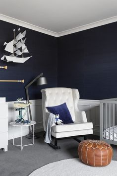 4 Steps To A Cozy Nursery Corner