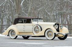 Hispano Suiza H6C Convertible Sedan by Hibbard and Darrin 1928